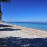 kiato beach near lido hotel peloponnese