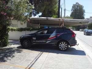 lido hotel corinth greece secure parking