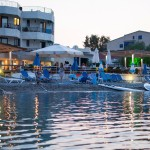 afternoons at sea side lido hotel in peloponnese
