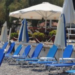 lido hotel private beach in pelopnnese