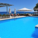 hotel lido melissi xylokastro swiming pool