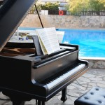 Hotel Lido Restaurant Piano Pool Greece
