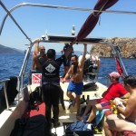 diving excursions boat lido hotel