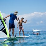 windsurfing lessons for children