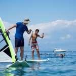 windsurfing lessons for children