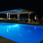 jazz by the pool at lido hotel greece