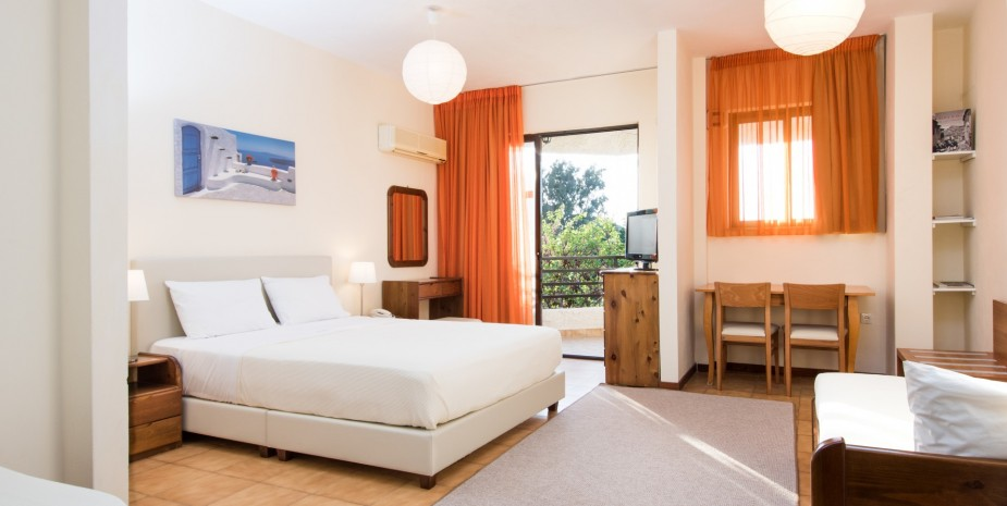family hotel seaside spacious room