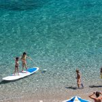 sea sports for children in greece