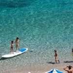 sea sports for children in greece