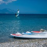 windsurfing seaside hotel melissi greece