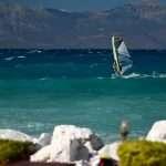 Windsurf seaside hotel with seasports