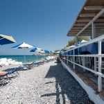 beach seaside hotel peloponese