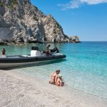 family boat rental peloponese hotel