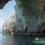snorkeling in the caves of lido boat trips