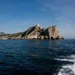 Boat trips Corinthian Gulf