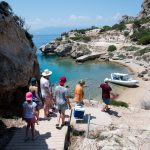 Boat Trip at Corinthian Gulf Organised by Lido Seaside Hotel (5)