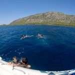 : Boat-Trip-vouliagmeni-lake-organised-by-Lido-Hotel