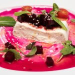 Healthy Greek diet with fresh local bio ingredients