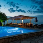 Lido Seaside Hotel Greek restaurant