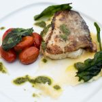 Seaside restaurant hotel greece dishes bio organic Mediterranean fresh fish healthy traditional home cooked