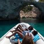 Private Boat Trips Seaside Hotel in Greece