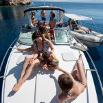 boat rental services in Corinthian Gulf