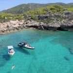 idyllic boat trips in peloponnese