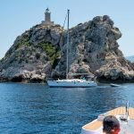 lighthouse heraion boat trip