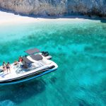 luxyry tours with lidoblue boating