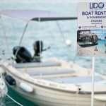 rent a boat Kiato marina by lidoblue