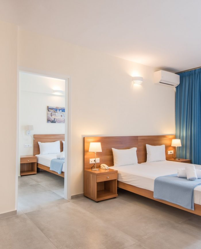 family suite for family Peloponnese